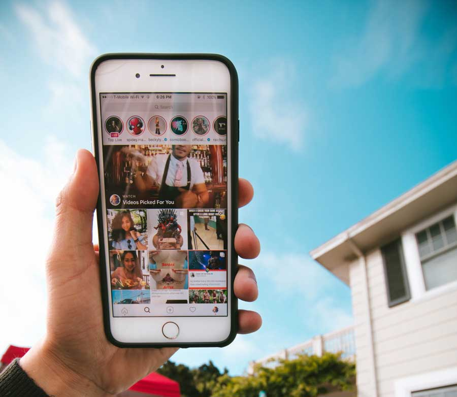 Use stories, hashtags, and other Instagram marketing features