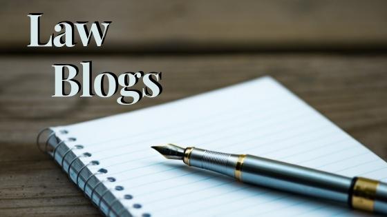 Start a Law Blog